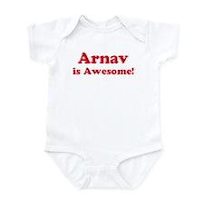 Arnav is Awesome Infant Bodysuit