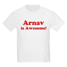 Arnav is Awesome Kids T-Shirt
