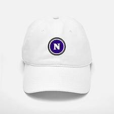 Purple Baseball Baseball Cap