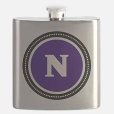 Purple Flask