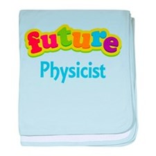 Future Physicist baby blanket