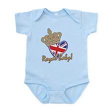 Royal Baby Union Jack Infant Bodysuit