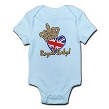 Royal Baby Union Jack Onesie