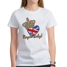 Royal Baby Union Jack Tee