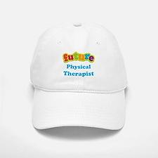 Future Physical Therapist Baseball Baseball Cap