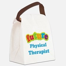 Future Physical Therapist Canvas Lunch Bag