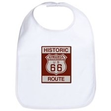 Siberia Route 66 Bib