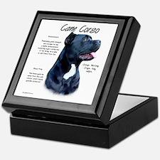 Cane Corso Keepsake Box