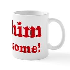 Ibrahim is Awesome Mug