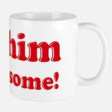 Ibrahim is Awesome Mug