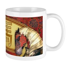 Chinese New Year, Year Of The Horse Small Mugs