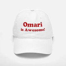 Omari is Awesome Baseball Baseball Cap