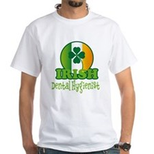 Irish Dental Hygienist St Patricks Shirt