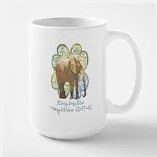 Remember Large Mug