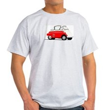 Isetta Ash Grey T-Shirt