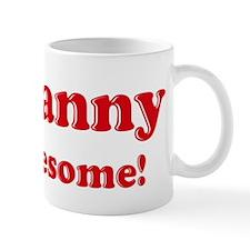 Giovanny is Awesome Mug