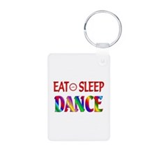 Eat Sleep Dance Keychains