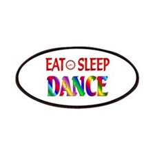 Eat Sleep Dance Patches