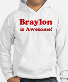 Braylon is Awesome Jumper Hoody