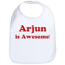 Arjun is Awesome Bib