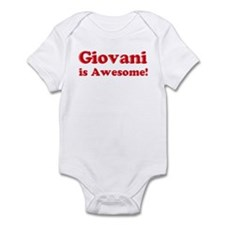 Giovani is Awesome Infant Bodysuit