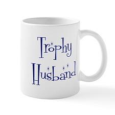Trophy Husband Small Mugs