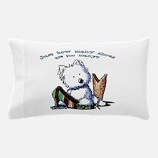 Shih Tzu Caricature Pillow Case