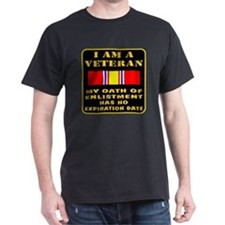 I Am A Veteran T-Shirt