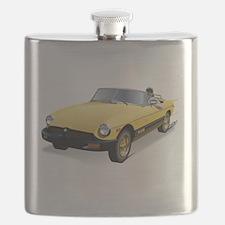 British Sweetheart Flask