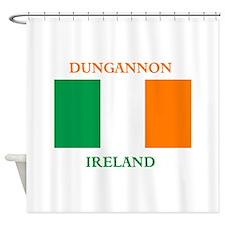 Dungannon Ireland Shower Curtain