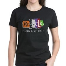 Earth Day 2013 Recycle Tee