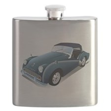 British Classic Flask