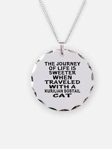 Traveled With Kurilian Bobta Necklace
