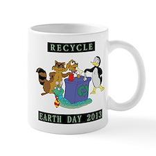 Recycle Earth Day 2013 Mug