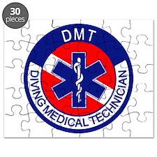 DMT Logo Puzzle