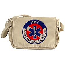 DMT Logo Messenger Bag