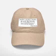 Joyful! Text Baseball Baseball Cap
