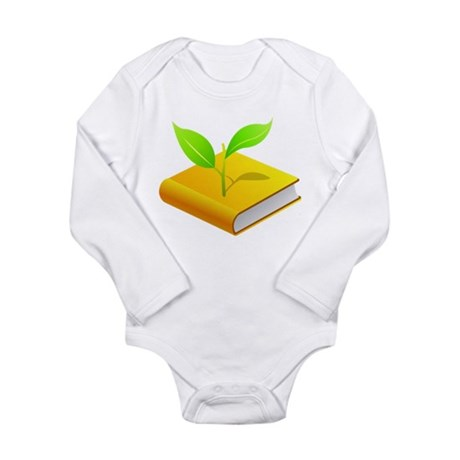 Plant the Seed Long Sleeve Infant Bodysuit
