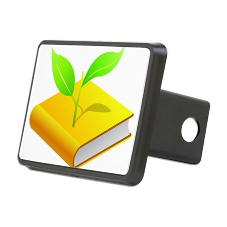 Plant the Seed Rectangular Hitch Cover