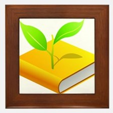 Plant the Seed Framed Tile