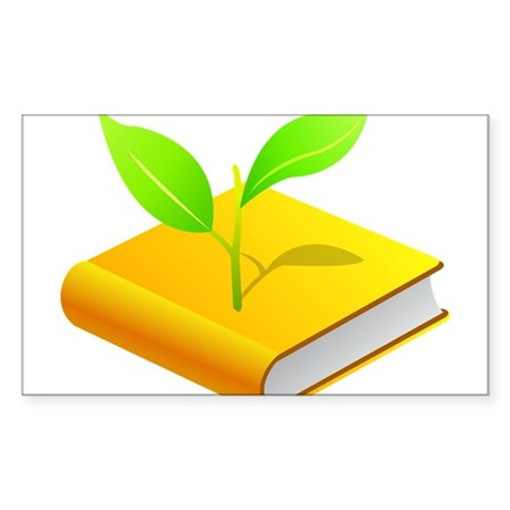 Plant the Seed Sticker (Rectangle)