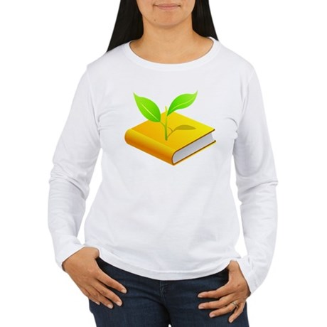 Plant the Seed Women's Long Sleeve T-Shirt