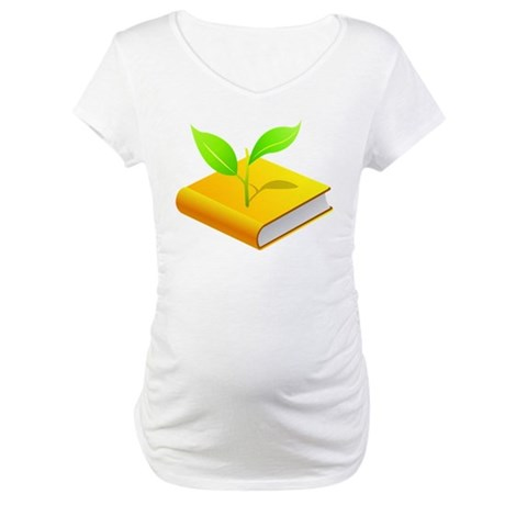 Plant the Seed Maternity T-Shirt