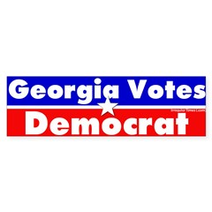 Georgia Votes Democrat