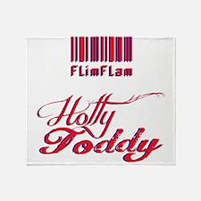 Flim Flam bar Throw Blanket