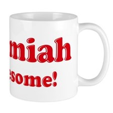 Nehemiah is Awesome Mug