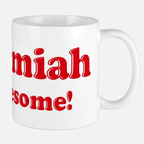 Nehemiah is Awesome Mug
