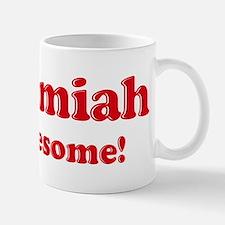 Nehemiah is Awesome Small Small Mug