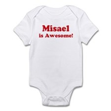 Misael is Awesome Infant Bodysuit