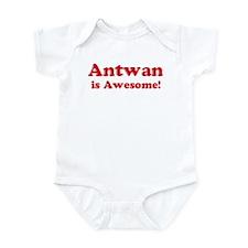 Antwan is Awesome Infant Bodysuit